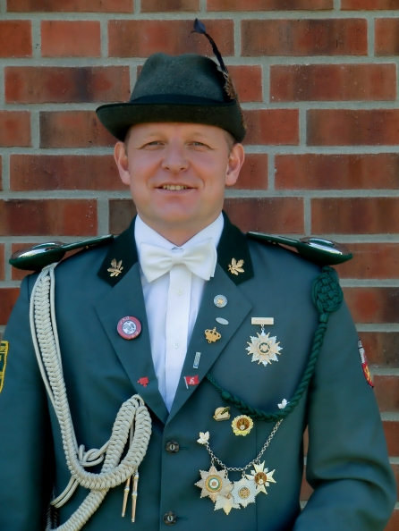 Adjutant Stephan von Petzinger 1