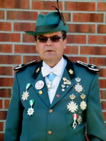 Hauptmann Frank Gades-Heise 1