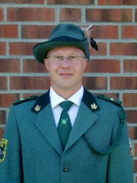 Oberzahlmeister Nils Pohlmann
