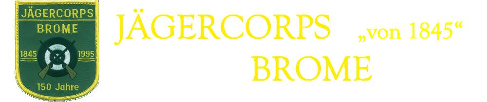 Jägercorps Brome
