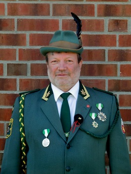 Fahnenoffizier JoachimBeck